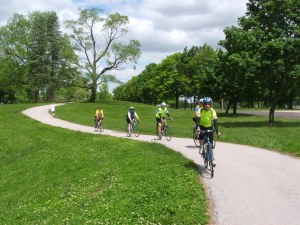 Cycling in St. Louis