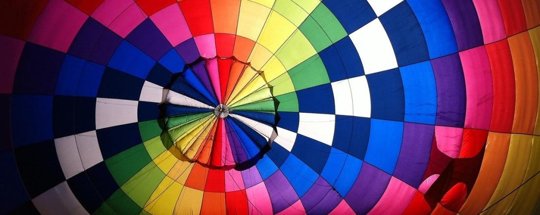 hot air ballloon